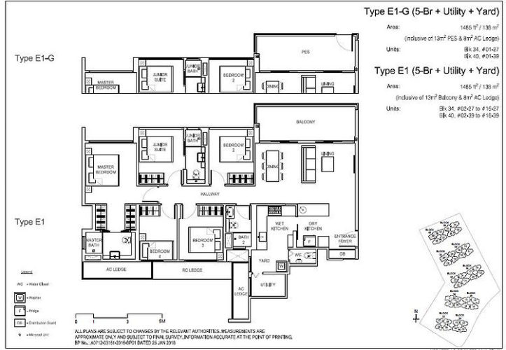 rivercove ec showflat