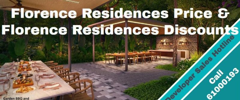 Florence Residences Price & Florence Residences Discounts