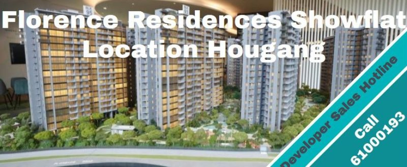 Florence Residences Showflat Location Hougang