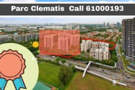 Parc Clematis Showflat is near clementi mrt