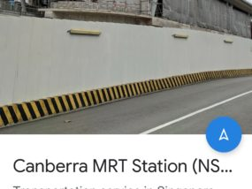 CANBERRA EC NEXT TO CANBERRA MRT . You can alight from Canberra MRT and walk to our Canberra EC actual location and also visit the Canberra EC showflat .