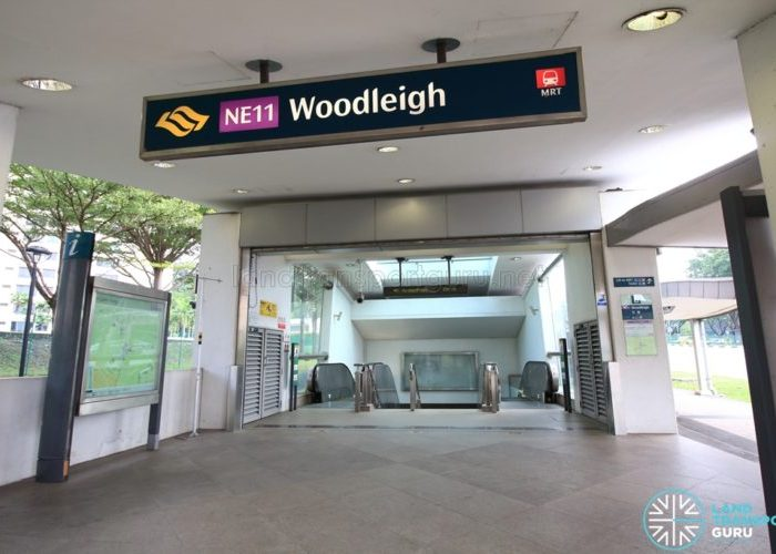 PARK COLONIAL SHOWFLAT WOODLEIGH MRT