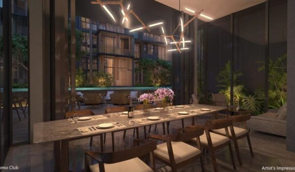 Parc Komo is a freehold condo in Changi (9)