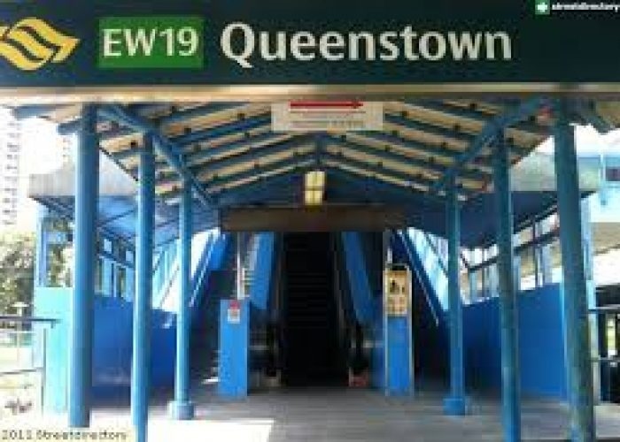 QUEENS PEAK queenstown mrt
