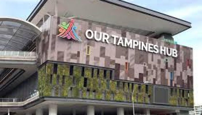 THE TAPESTRY tampines hub