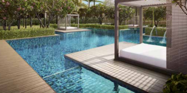 Tapestry showflat pools